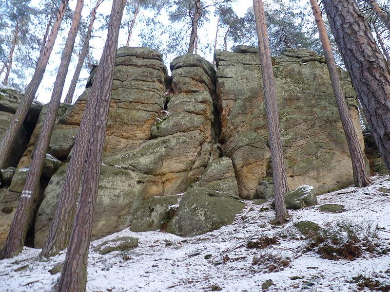 Toulovcovy maštale, zdroj: wikimedia.org, Podzemnik