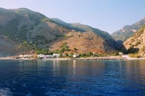 Soutěska Samaria – Kréta